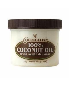 Кокосовое масло COCOCARE 100% Coconut oil