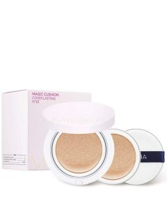 Стойкий кушон MISSHA MAGIC CUSHION COVER LASTING SPF50+ PA+++