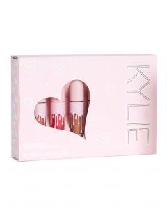 Набор жидких помад Kylie The Birthday Collection Mini Kit Velvet Liquid Lipsticks