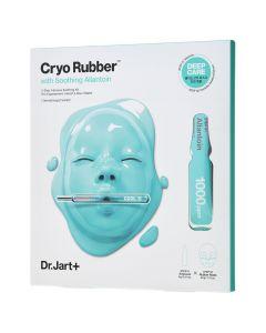 Успокаивающая альгинатная маска с охлаждающим эффектом Dr.Jart+ Cryo Rubber With Soothing Allantoin