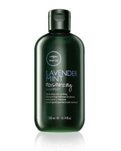 Шампунь Paul Mitchell Tea Tree Lavender Mint Moisturizing Shampoo с экстрактами чайного дерева, лаванды и мяты