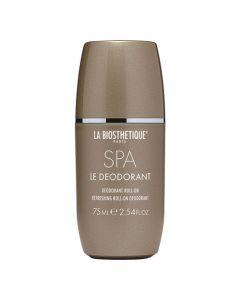 Дезодорант-антиперспирант с ароматом SPA без солей алюминия La Biosthetique Le Deodorant Spa (Roller)