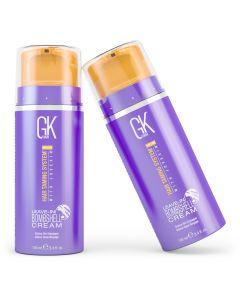 Несмываемый крем-кондиционер для блонда GKhair Leave-In Bombshell Cream