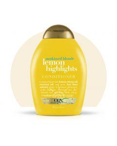 Кондиционер для блеска OGX Lemon Highlights Conditioner