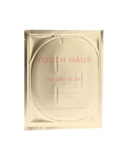 Маска для лица Skin Gym Youth Haus 24k Golden Glow™ Face Mask
