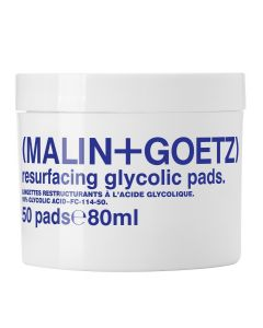 Диски - эксфолианты для лица MALIN+GOETZ Resurfacing Glycolic Pads
