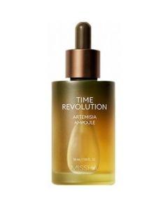 Концентрированная сыворотка с экстрактом полыни Missha Time Revolution Artemisia Ampoule