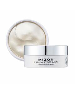 Гидрогелевые патчи с экстрактом белого жемчуга Mizon Pure Pearl Eye Gel Patch