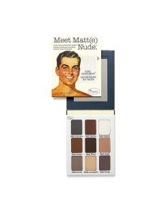 Палетка теней theBalm Meet Matt(e) Nude Size Matters