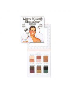 Палетка теней theBalm Meet Matt(e) Shmaker