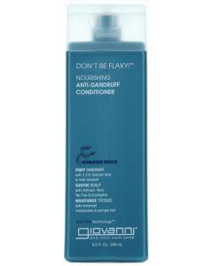 Кондиционер для волос против перхоти Giovanni Don't Be Flaky! Nourishing Anti-Dandruff