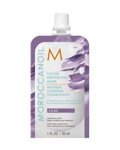 Маска для Волос  Moroccanoil Color Depositing Mask Lilac