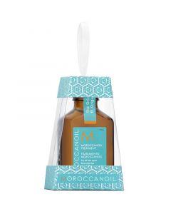Восстанавливающее масло для всех типов волос Moroccanoil Treatment Oil 25ml Christmas Ornament