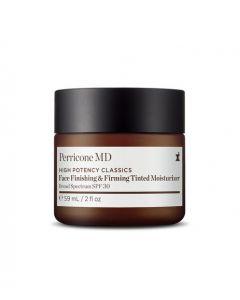 Увлажняющий крем для лица с тонирующим эффектом Perricone MD Face Finishing & Firming Tinted Moisturizer Broad Spectrum SPF 30