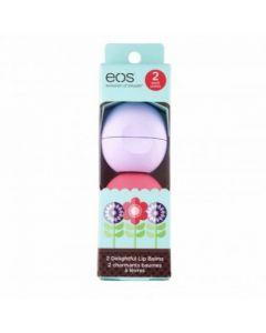 Набор бальзамов для губ EOS Limited Edition Spring