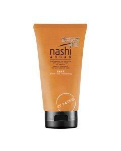 Восстанавливающая маска после солнца Nashi Argan Mask After Sun Repairing
