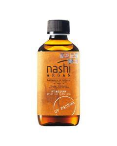 Солнцезащитный шампунь Nashi Argan Shampoo After Sun Hydrating