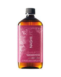 Шампунь для ухода за окрашенными волосами Nashi Argan Chroma Save Complex Shampoo Color Maintenance