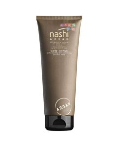 Отшелушивающий скраб для тела Nashi Argan Body Scrub Exfoliating and Smoothing Perfect Body