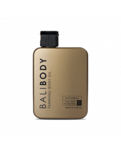 Масло для загара Bali Body Natural Tanning and Body Oil SPF15