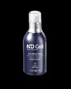 Крем против морщин для области шеи и декольте Genosys ND Cell Anti-Wrinkle Cream
