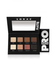 Палетка матовых теней LORAC PRO Matte Eye Shadow Palette