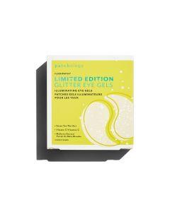 Осветляющие патчи с шиммером лимитированная коллекция Patchology Limited Edition FlashPatch Illuminating Glitter Eye Gels