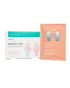 Питательная маска для рук и кутикулы Patchology Perfect Ten Hand and Cuticle Mask