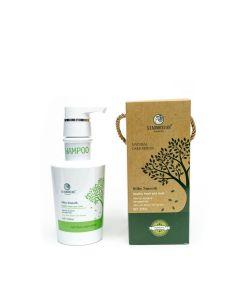"""Шампунь для поврежденных волос """"Чайное дерево"""" Xiaomoxuan Silky Smooth Healthy Fresh and Vivid Shampoo"""