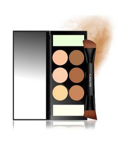 Набор для контурирования лица Cailyn FACE MODELING CONTOUR PALETTE SET PRESSED POWDER