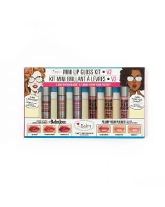 Набор мини-блесков для губ theBalm Mini Lip Gloss Kit Vol. 2