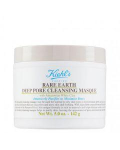 Маска для очищения пор с амазонской белой глиной Kiehls Rare Earth Pore Cleansing Masque