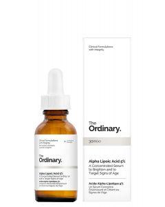 Сыворотка с альфа-липоевой кислотой The Ordinary Alpha Lipoic Acid 5%