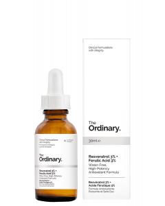 Ресвератрол 3% + Феруловая кислота 3% The Ordinary Resveratrol 3% + Ferulic Acid 3%