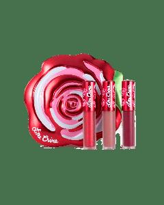 Набор матовых мини помад Lime Crime Red Velve-Tins Boxed Set
