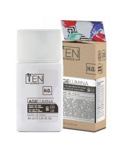 ВВ крем-флюид с тоном и защитным фактором Ten Science Age Lumina Fluid SPF 30 BB Cream Effect
