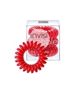 Резинка-браслет для волос 3 шт. Invisibobble Red