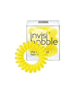 Резинка-браслет для волос 3 шт. Invisibobble Yellow