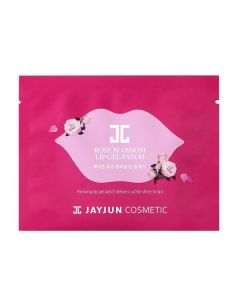 Патчи для Губ Jayjun Rose Blossom Lip Gel Patch