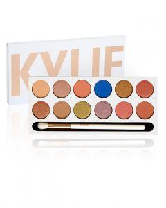 Палетка теней для век Kylie Cosmetics Kyshadow The Royal Peach Palette