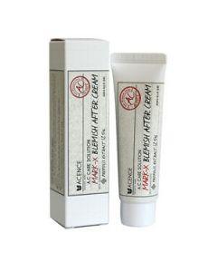 Крем от прыщей и рубцов-постакне MIZON Acence Mark-X Blemish After Cream