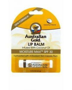 "Солнцезащитный бальзам для губ ""Кокос"" Australian Gold Lip Balm Infused With Coconut Oil SPF 30"