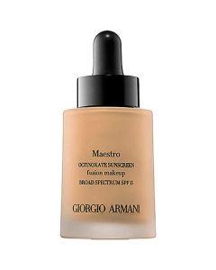 Жидкая тональная основа Giorgio Armani Maestro Fusion