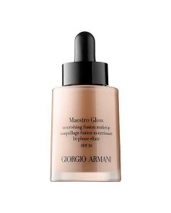 Тональный флюид Giorgio Armani Maestro Glow Nourishing Fusion Makeup