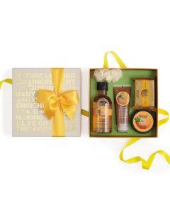 Подарочный набор The Body Shop Мандарин Уншиу