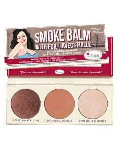 Палетка теней theBalm Smoke Balm Vol.4