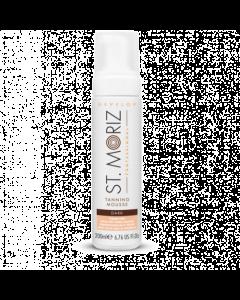 Автобронзант-мусс St.Moriz Professional Instant Self Tanning Mousse Dark