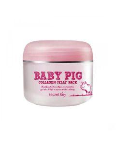 Коллагеновая маска для упругости и увлажнения кожи Secret Key Baby Pig Collagen Jelly Pack