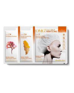 Восстанавливающий комплекс для волос Double Dare 3 в 1 OMG! 3in1 Self Hair Clinic For Restore