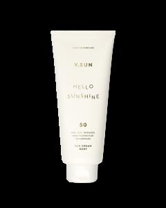 Солнцезащитный крем для тела V.SUN sun cream body SPF 50